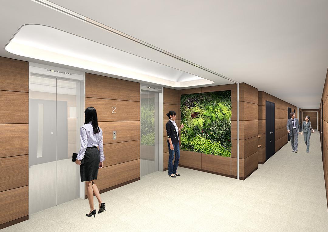建築パース 内観パースを制作します 【プレゼン、広告、コンセプトモデルなど用途に応じ柔軟に対応】