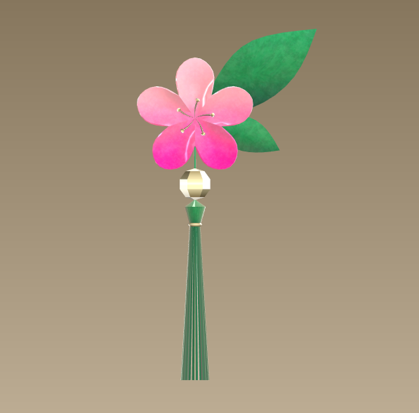 3Dアクセサリーを作成いたします 3Dキャラクターを彩るアクセサリー作成が苦手なあなたへ