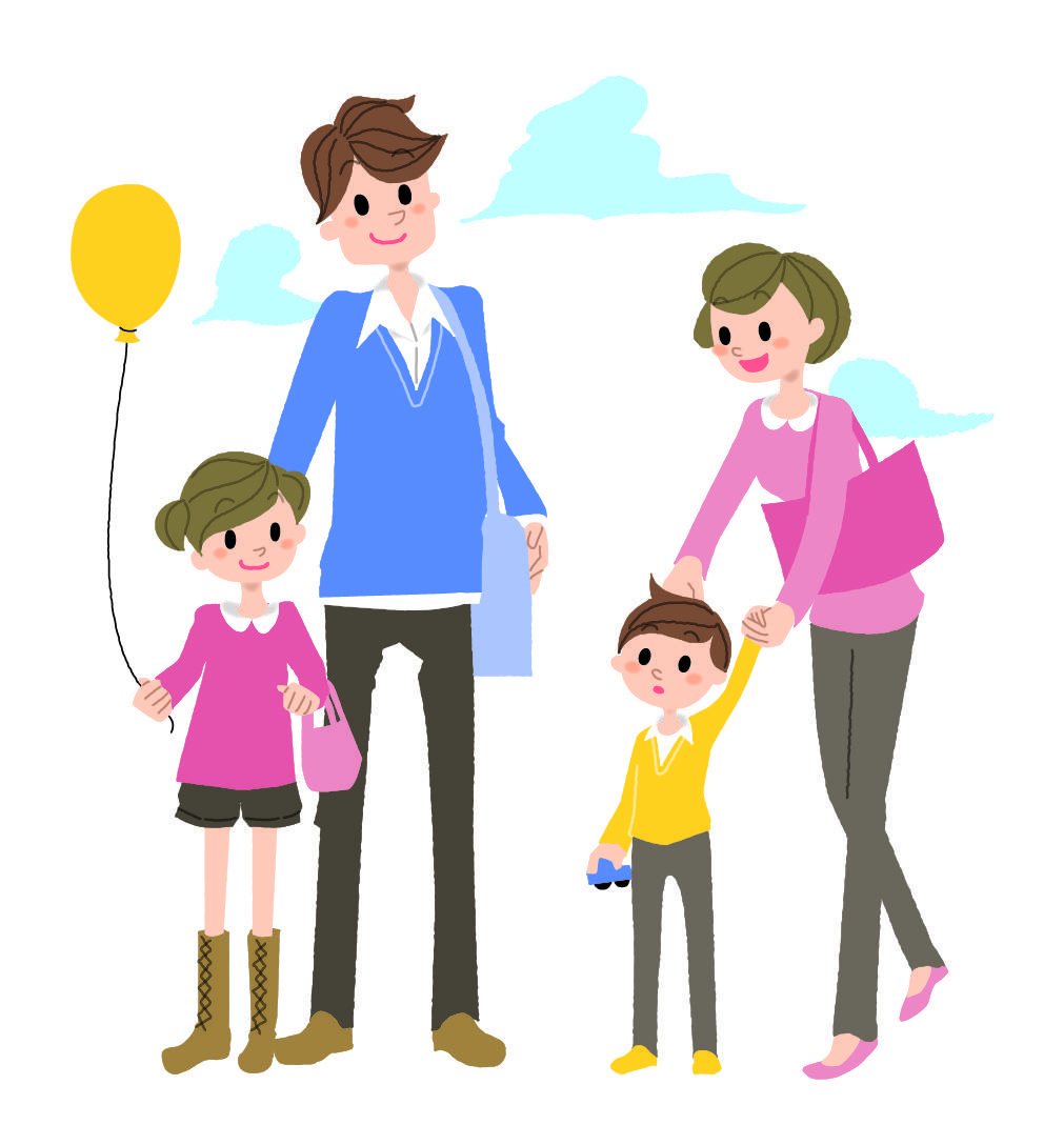 子ども向けのかわいいイラストをお作りします ポップでかわいいイラスト!様々なご用途にお使いいただけます!
