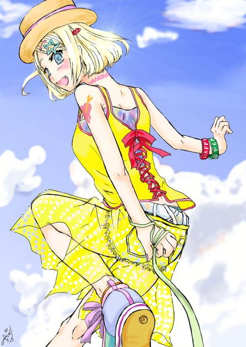 オーダーメイドで女の子描きます アイコン・商用・同人etc…用途ご相談ください!