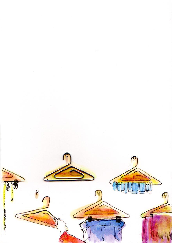 お洒落なペン画風イラスト、制作します 【商用可】挿絵、名刺、HP、SNS用アイコンなどに