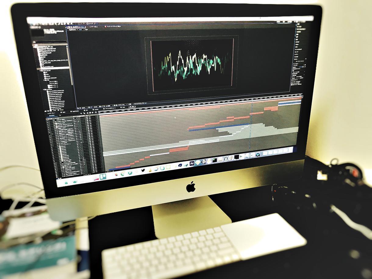 楽曲に合ったオリジナルMVを制作します 音楽データ丸投げでもOK!ボカロ、VTuber案件歓迎