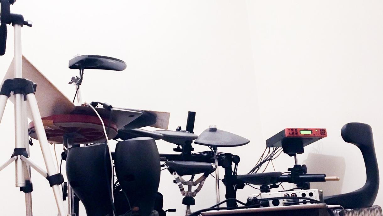 エレドラを使ってドラム差し替えします 生のフィーリングで本格打ち込みに!