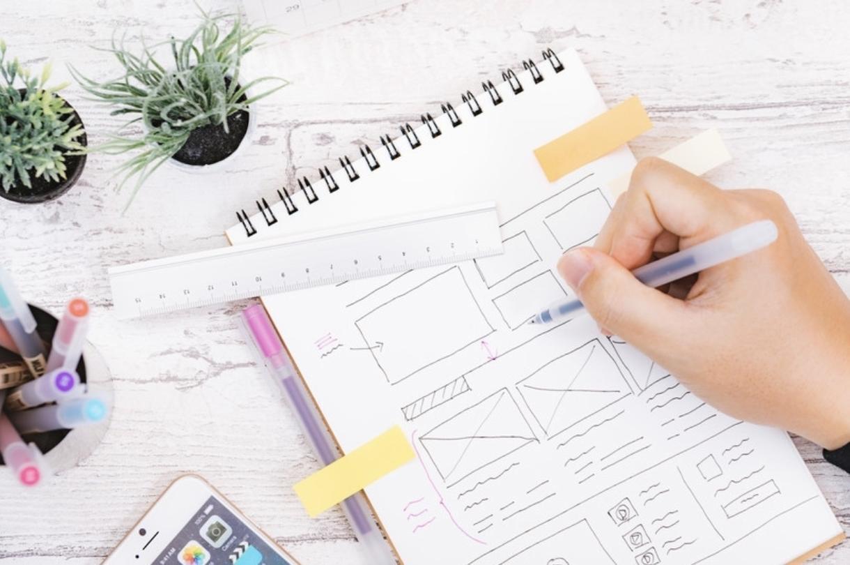 プロが作成 ホームページのデザインお作りします 8ページまで。レスポンシブ対応可能。メガメニューも対応可能