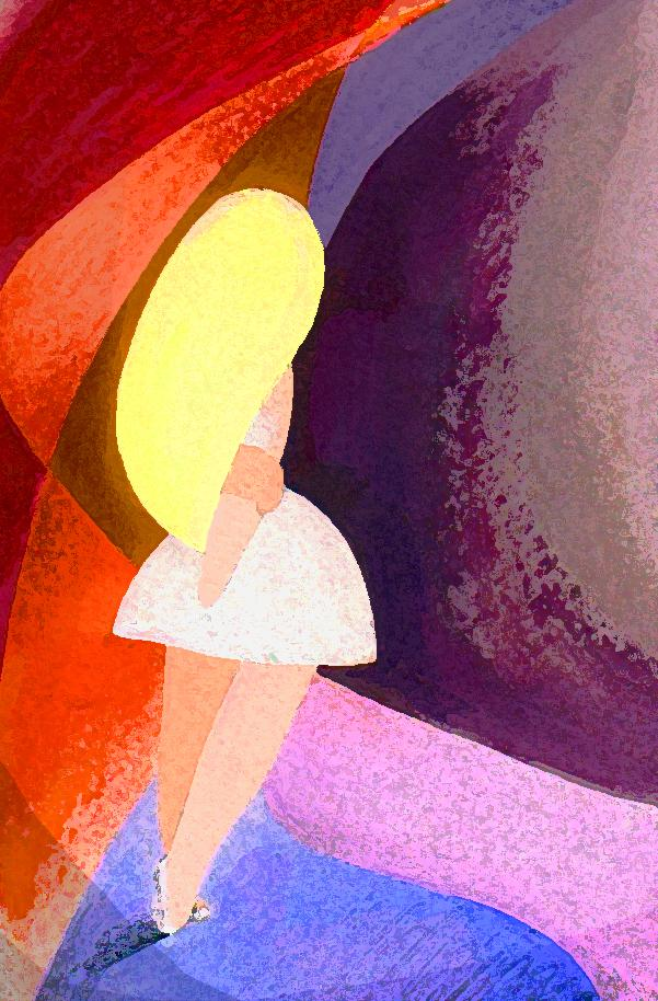 カラフルでメルヘンなイラストをお描きします 絵本風のイラストをお求めの方に♪