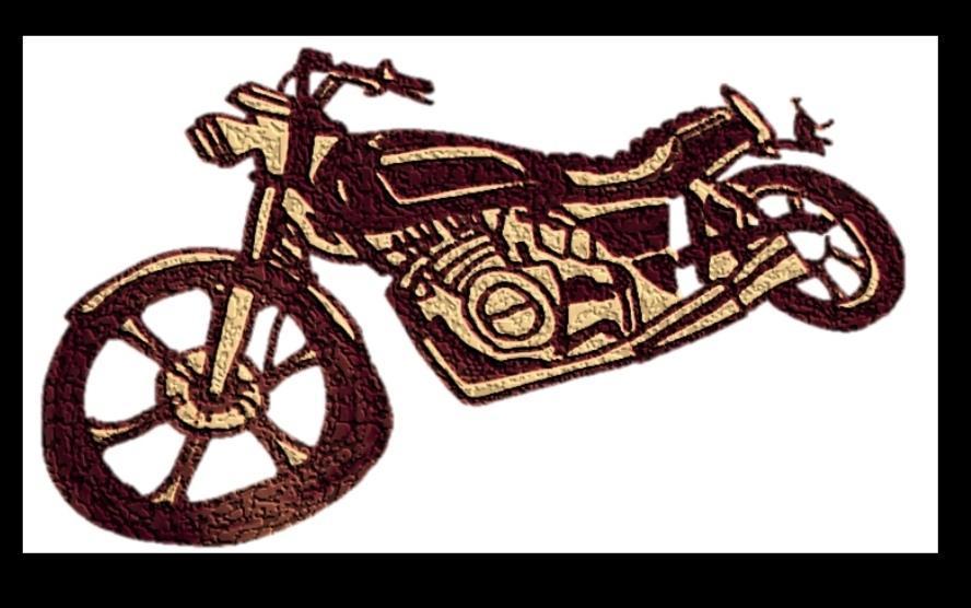 バイクのイラスト描きます 自分の愛車やバイク好きな人へのプレゼントに イメージ1