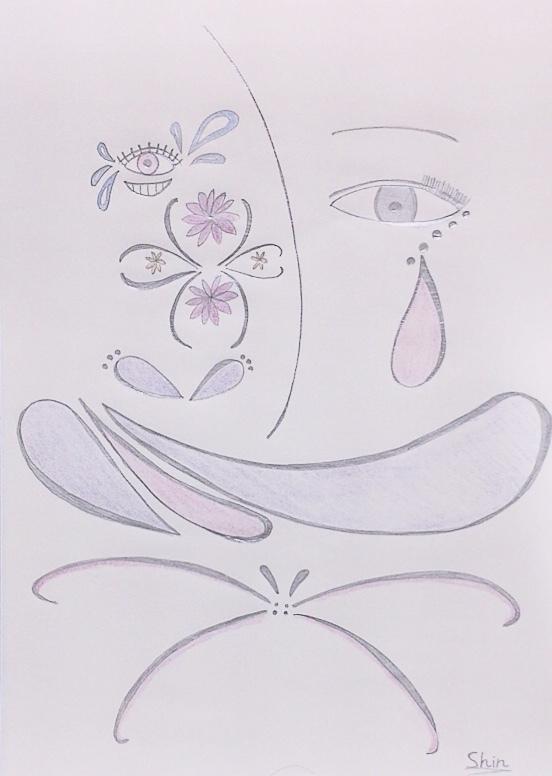 オリジナルイラスト描きます あなたの心境に合わせて絵を描きます。
