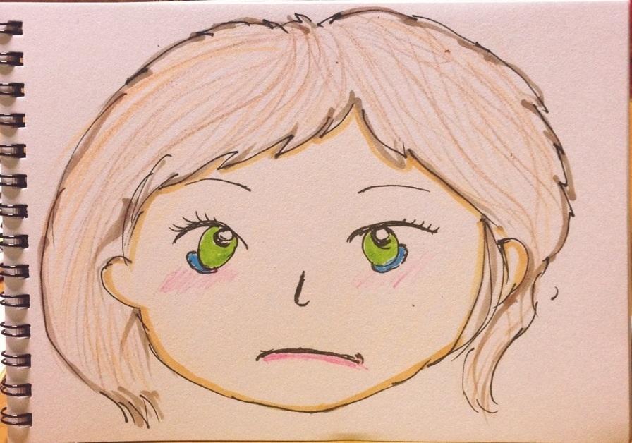 似顔絵アイコンor似顔絵⭐ゆる〜く暖かい色合いの似顔絵かきます