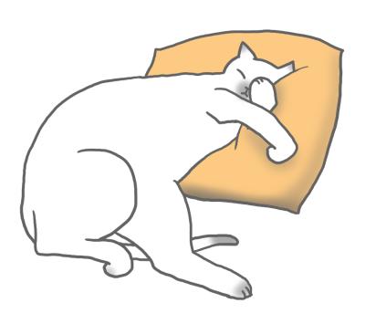 猫の絵、猫のイラスト(ペットでも!)を描きます デフォルメ、リアル両方可能(/・ω・)/