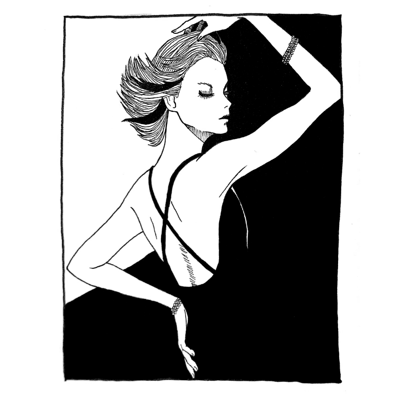 人物写真を線画にします 塗りの練習やオシャレなアイコンに