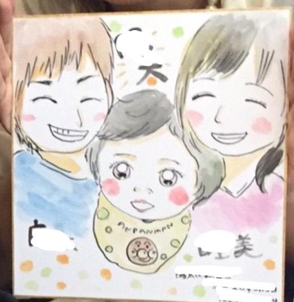 ほんわかタッチの似顔絵描きます 複数人描いても、値段変わらず2000円★