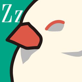 あなたの「文鳥さん」の【アイコンイラスト】描きます★