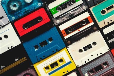 エモいサウンド体験♪カセットテープに録音します お手持ちの音楽をカセットテープに録音し発送致します♪ イメージ1