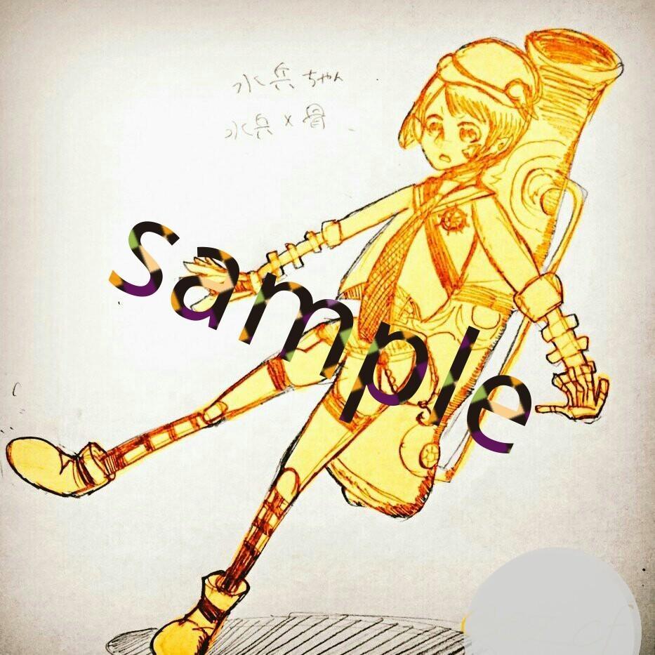キャラクターデザインします 創作キャラクターやあなたのイメージをキャラクター化します。