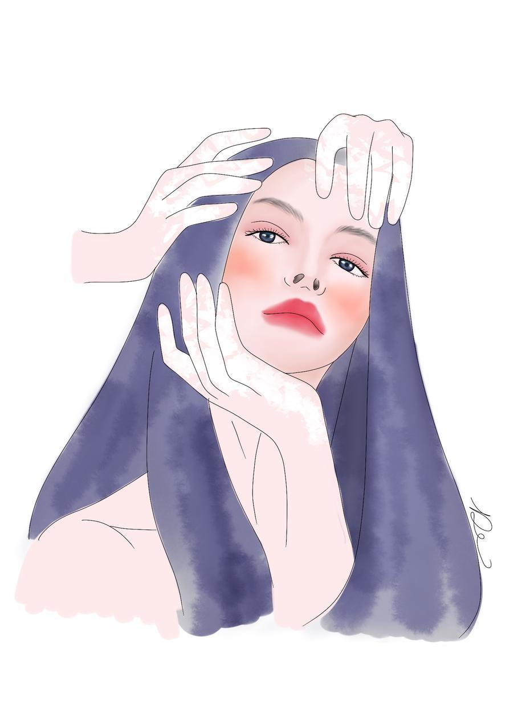 オシャレなペットイラスト&似顔絵を丁寧に描きます お洒落な似顔絵、可愛いペットイラスト!