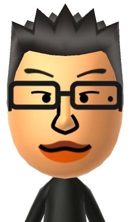 あなたや友人、家族、同僚のMiiを代行作成します Nintendoゲーム機にて利用可能なMiiを作成します☆