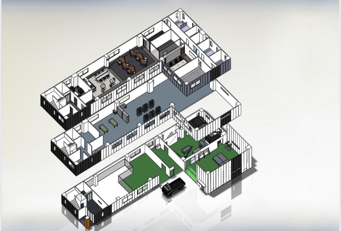 部屋のインテリアを3Dで提案します 家具屋→インテリアコーディネーター→設計士の経験 イメージ1