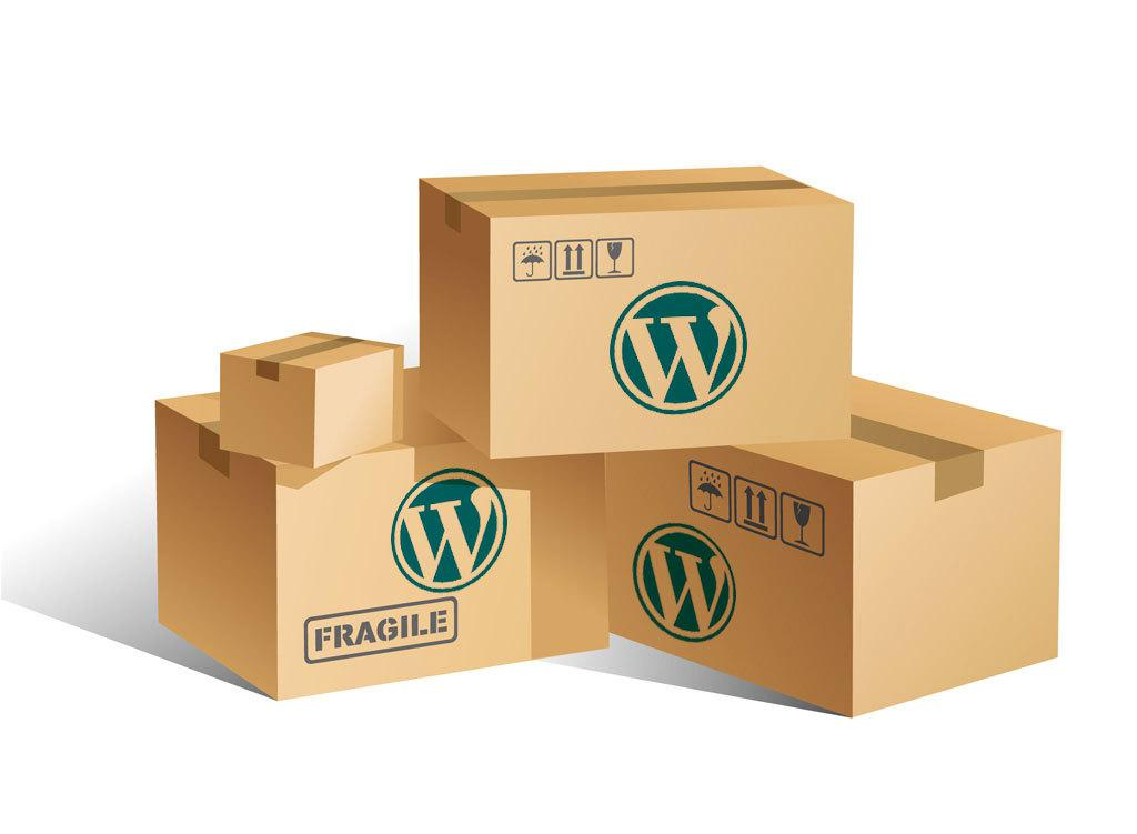 WordPressのお引越しと初期設定承ります WordPressの面倒な他サーバーへの移行引き受けます。