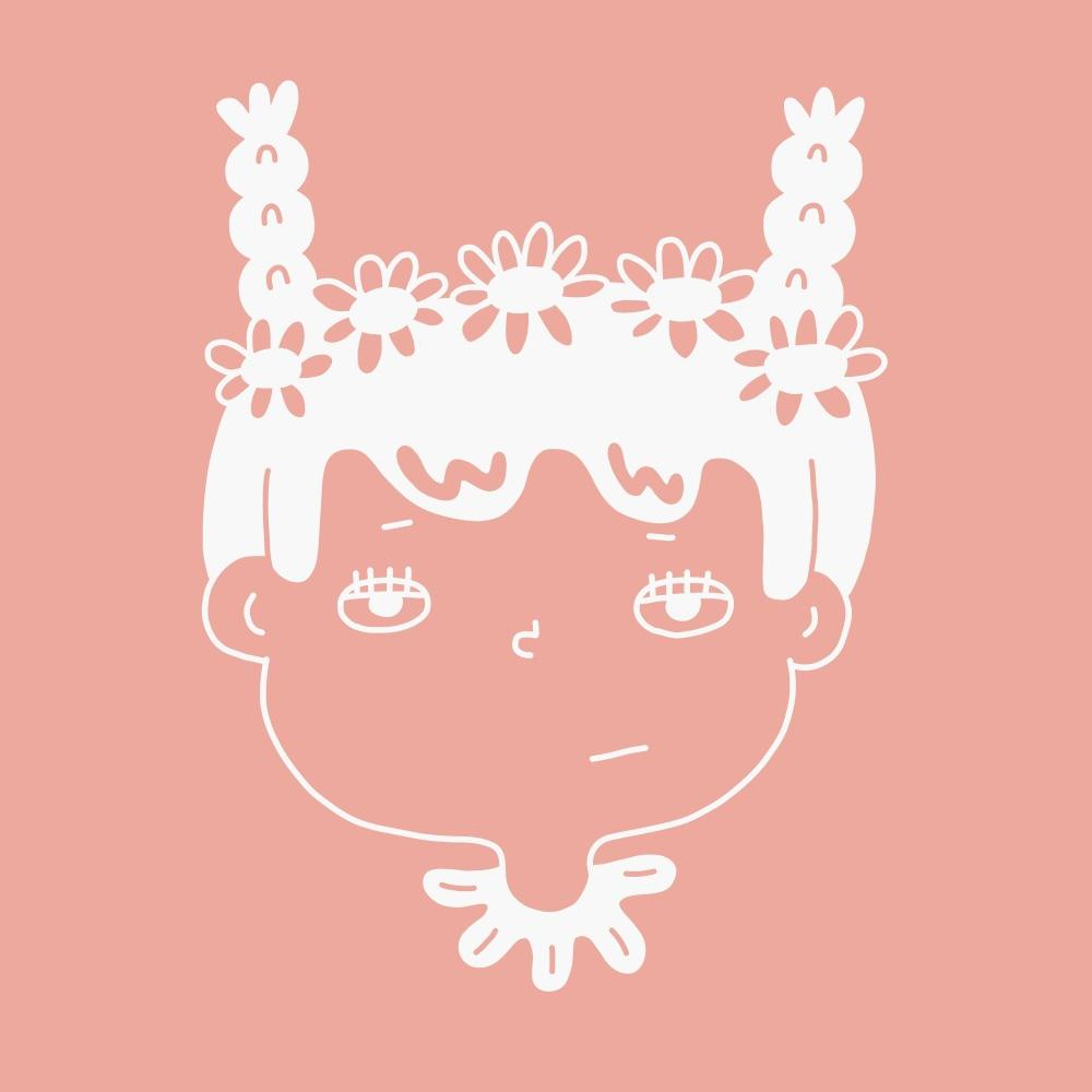 イラスト描きます似顔絵描きます 元気になるちょっとおバカそうな絵を描いています。