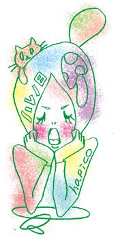 【アイコンやハガキサイズで提供】あなたのイメージイラスト描きます♪癒しと元気を与えます!