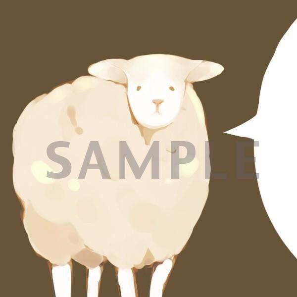 SNS用のアイコン、ヘッダー描きます 創作、動物対応可*DMにてご相談ください