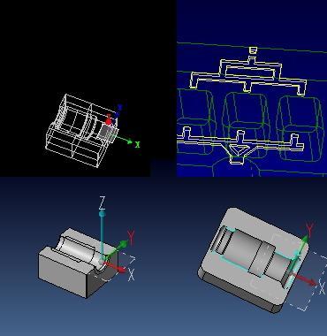 手書きから2D・3Dの図面作成します バイクや車、インテリア個性のあるオリジナル商品はいかがですか