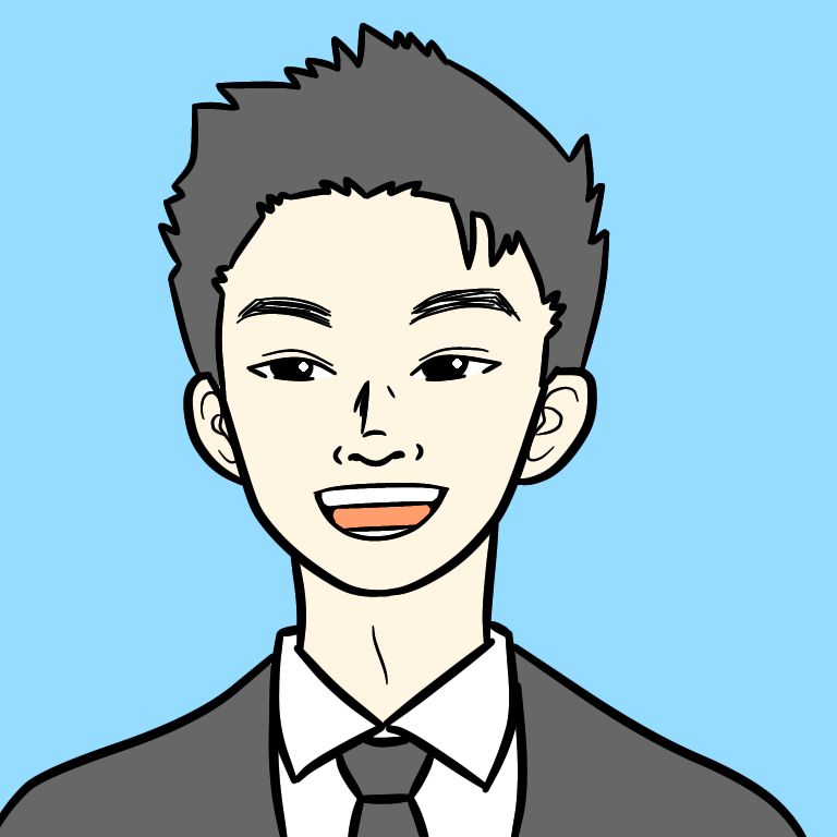 ポップなデザインで、本人そっくりにお描き致します アニメ風で、シンプルな似顔絵が欲しいあなたにぴったり!
