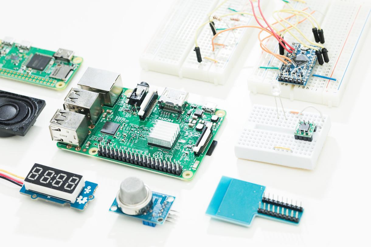 電子工作の作りたいモノを技術・企画で支援ができます 豊富な経験をもとに、試作~量産含めた電子工作関係の製作を支援 イメージ1