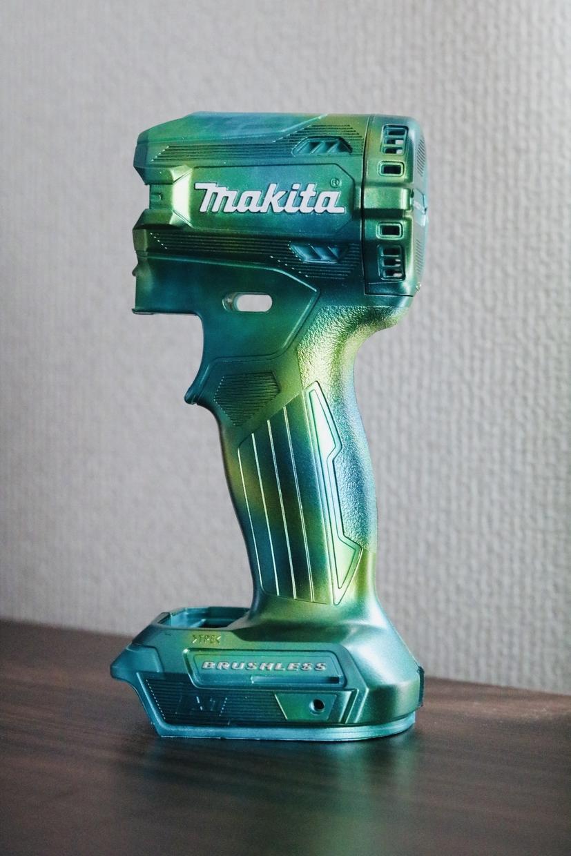 Makita オリジナルカラー作ります 他の人と違ったインパクトドライバーはいかがですか?