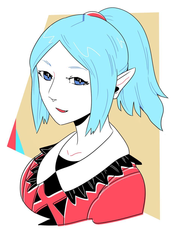 オシャレ可愛い!イラスト・漫画風美人似顔絵描きます 自分自身が漫画やイラストの世界へ!そんな願望・興味のある方!