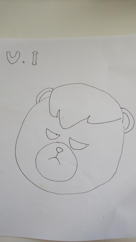 肖像画風のイラスト描きます。フェイスのみです。ます 好きなアーティスト、彼氏、彼女、ペット等々