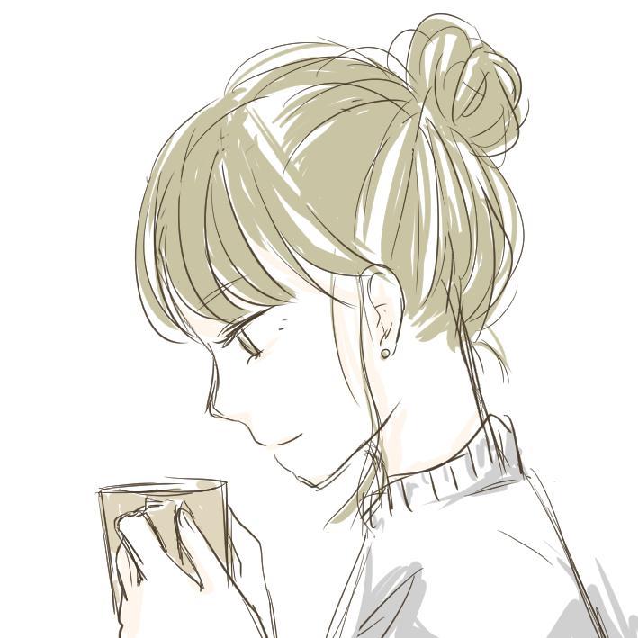 女の子らしい柔らかい似顔絵やイラストお描きします あなたのご要望たっぷりお聞かせください!