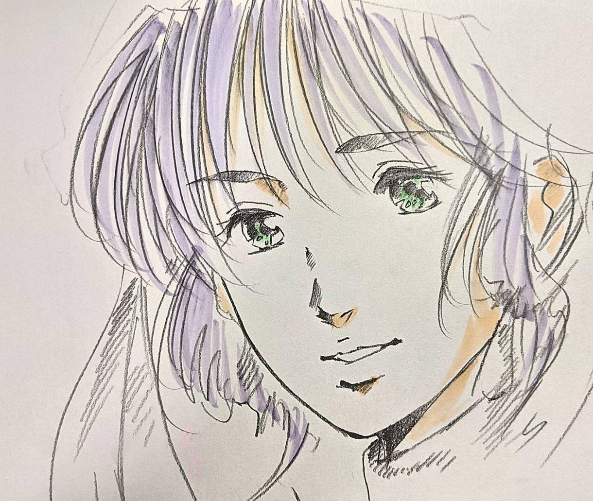 鉛筆画描きます 挿絵などに。サンプルのようなやさしいタッチの鉛筆画描きます。 イメージ1