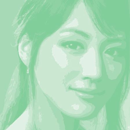 似顔絵★単色(好きなカラー)でお洒落に描きます 【再開!】誕生日祝い、記念日、プロフィール用のアイコンなどに