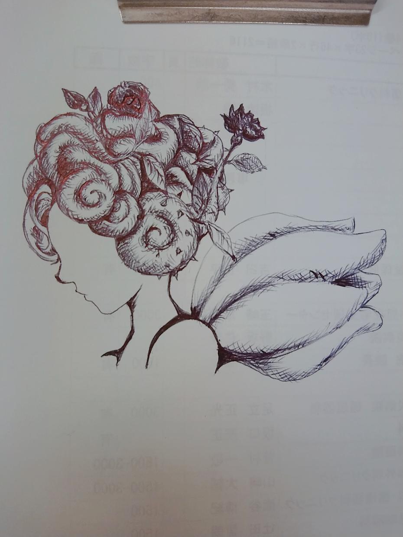 イラスト描きます カフェメニューの挿絵、ポストカードなど。