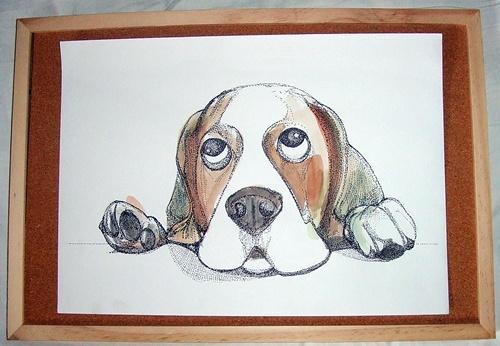 貴方の大好きなペット、風景、お子様絵にします 思い出の情景やペット、お子様やお孫さんに!