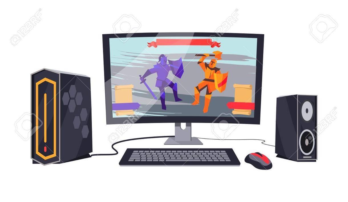 ゲーミングpcなどパソコン構成考えます やりたいゲームに合わせて構成考えます!