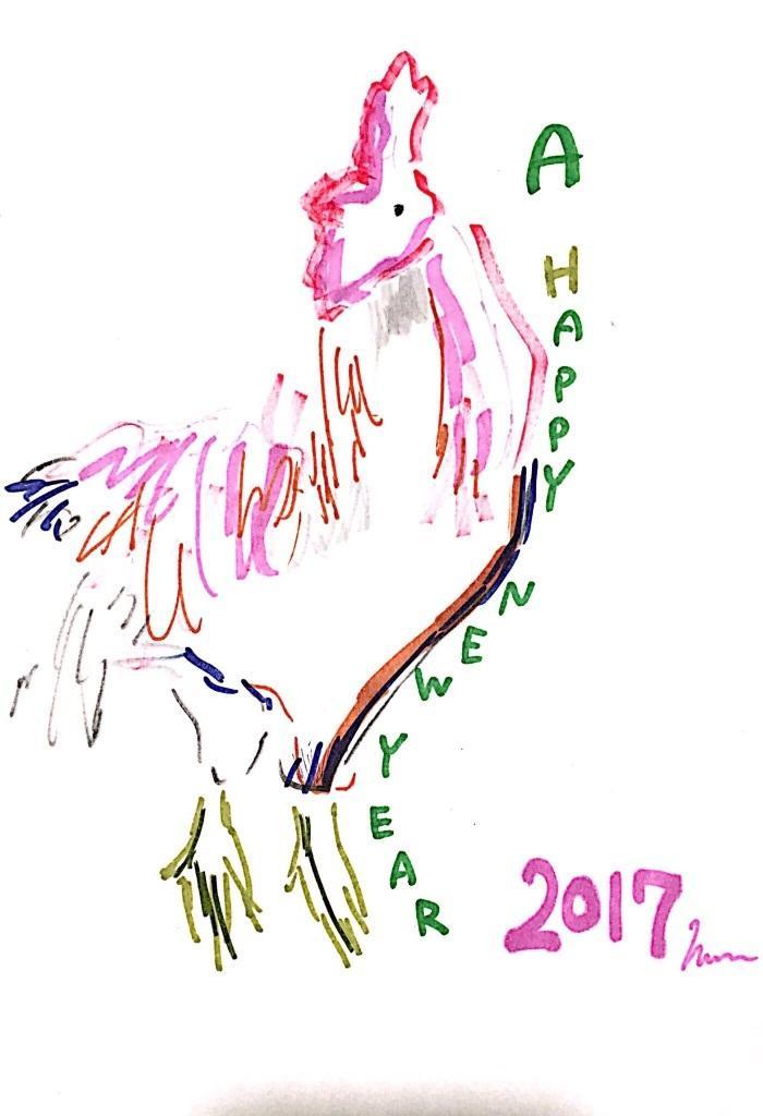 動物のイラスト描きます 年賀状でも動物でもペットでもどうぞ イメージ1