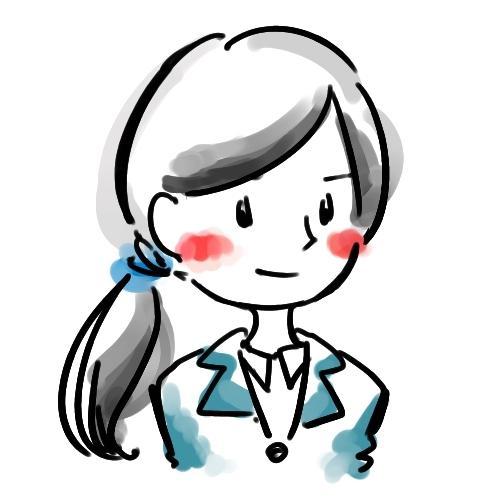 シンプルな似顔絵書きます ナチュラルシンプルな似顔絵です。アイコン等にどうぞ!
