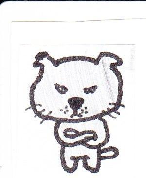 ちょっとかわいい?動物の絵を描きます