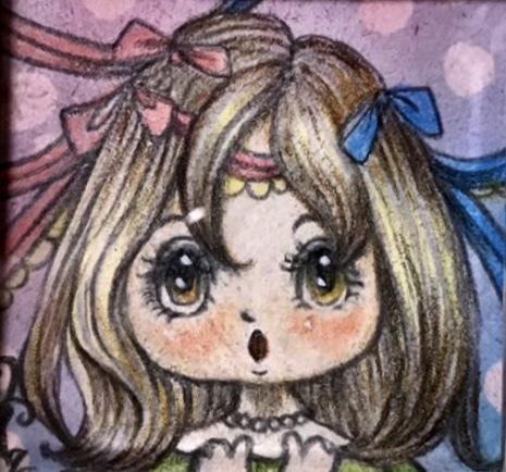 SNS、ブログ向けアイコンを水彩で描きます アイコンに素敵な水彩イラストはいかがですか?
