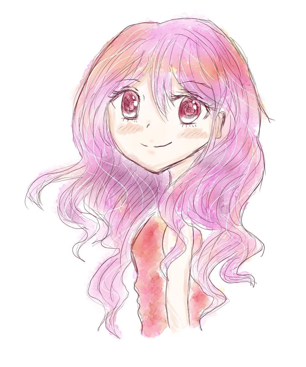 可愛いアイコン描きます 女の子のアイコン、オマケ付きで要りませんか?