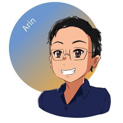 SNS用アイコン似顔絵描きます デザイン学生がつくるオリジナルのSNSアイコン