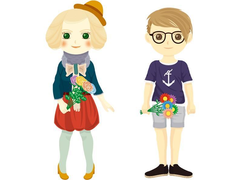 ◆かわいいキャラクターをお作りします◆