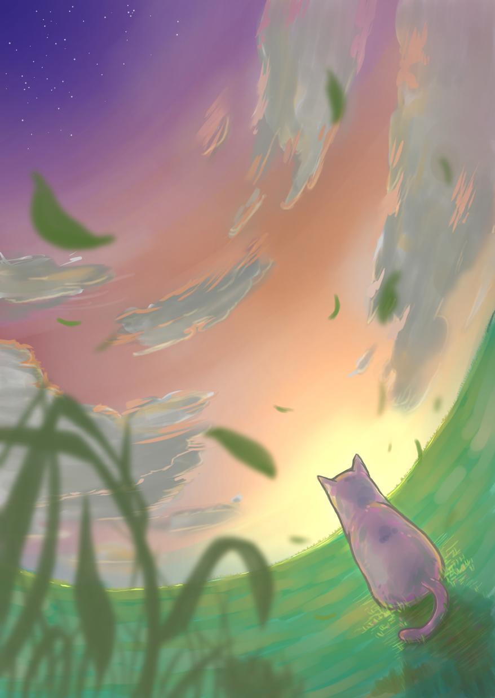 可愛い動物、女の子、風景イラスト描きます ☆ご依頼者様に寄り添った丁寧な対応を心掛けております☆ イメージ1