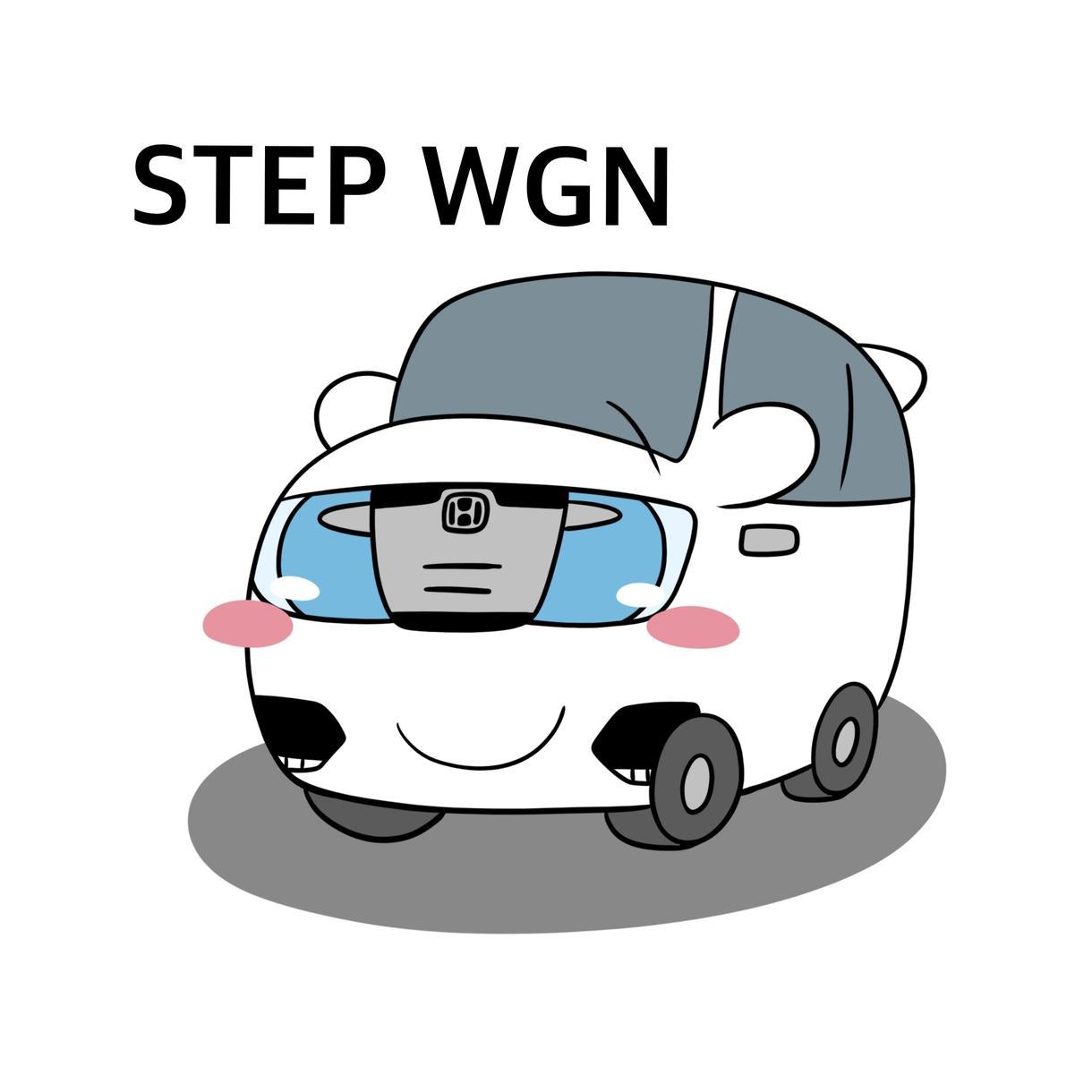 あのかっこいい車も丸く可愛くします あなたの愛車をキャラクターにしちゃいます!