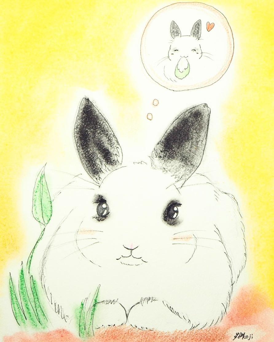 動物の似顔絵を描きます あなたのペットも絵本の主人公に