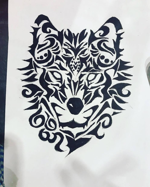タトゥーのデザインを描きます 安くて早いをモットーにデザインを提供いたします。 イメージ1