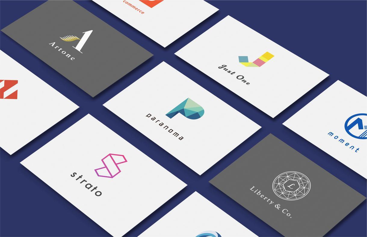 信頼感のあるアルファベットロゴを作ります キャッチーで分かりやすいロゴで企業やサービスに最適! イメージ1