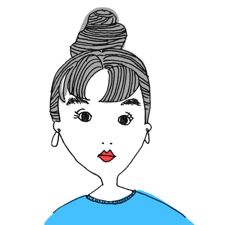 オシャレなアイコン画像【似顔絵可】作ります タイムラインで目を引くアートなオリジナルイラストを制作